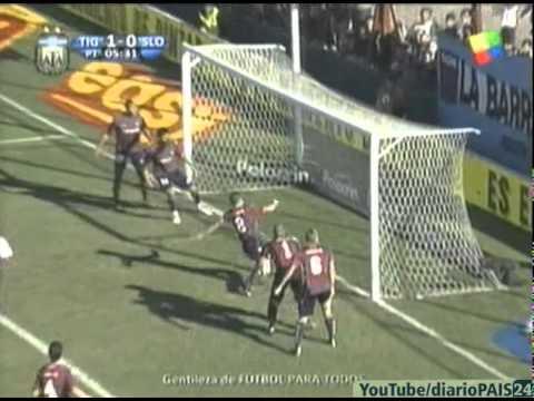 Tigre 1 - 0 San Lorenzo (Clausura 2011)