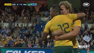 Australia v South Africa First test Rugby Championship 2017