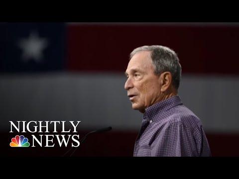 Bloomberg Preparing To Enter 2020 Presidential Race | NBC Nightly News