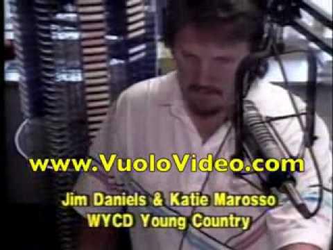 Jim Daniels Katie Marosso WYCD Radio Detroit 1993
