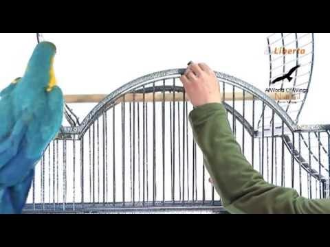Liberta Enterprise Parrot cage