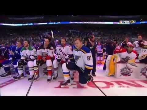 Матч звезд НХЛ 2015 конкурс буллитов (видео)