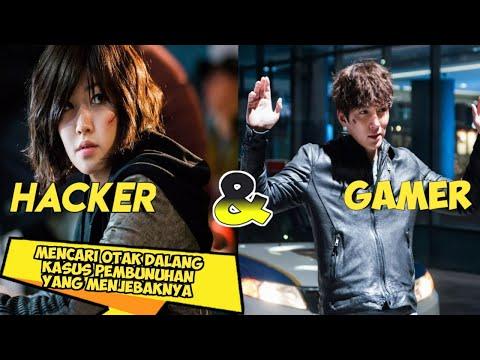 Ketika Seorang Hacker Dan Gamer Bekerja Sama - ALUR CERITA FILM Fabricated City 2017