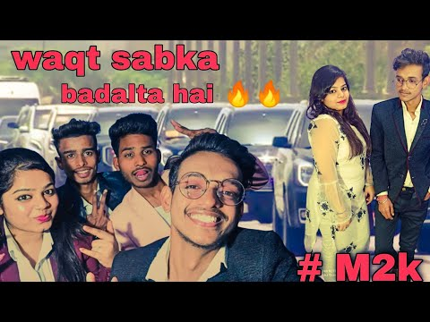 Waqt Sabka Badlata Hai | Garib Dost | Garib Vs Amir| | Qismat| गरीब दोस्त की कहानी| ||  # M2k