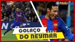 NEYMAR faz golaço por cobertura - NARRADORES ficam espantados!, neymar, neymar Barcelona,  Barcelona, chung ket cup c1, Barcelona juventus