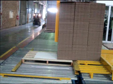 Watch the WSA Pallet Inserter – Pusher System in Action!