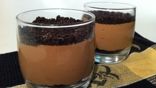 HOW TO MAKE OREO CHOCOLATE MOUSSE