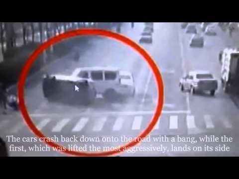 Xe ô Tô Bốc đầu giữa phố
