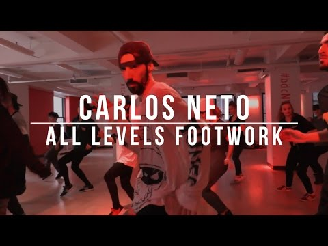 Carlos Neto | All Levels Footwork | #bdcnyc