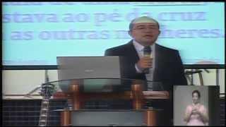 PR IVANILDO LUIS - OS CAMINHOS DE EMAÚS - 05_04_2015