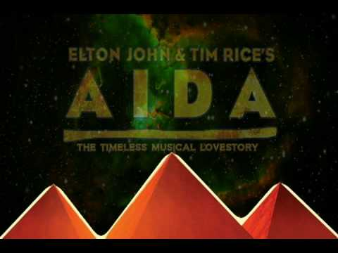 Elton John and Tim Rice's AIDA - Stage Door Inc. /w Voiceover