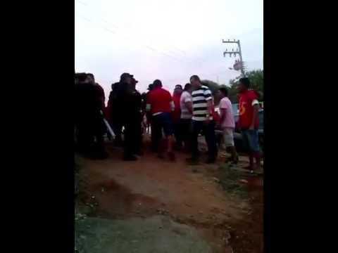 professores são agredidos em Barra do Corda