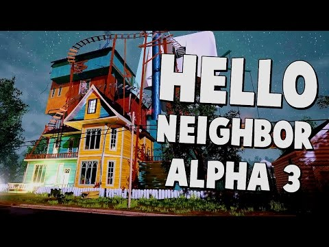 Video Hello Neighbor - ALPHA 3 Gameplay & Ending download in MP3, 3GP, MP4, WEBM, AVI, FLV January 2017