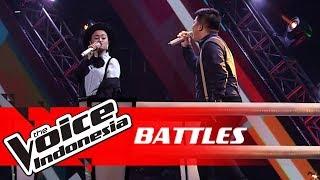 "Video Jogi vs Anis ""The Way You Make Me Feel"" | Battles | The Voice Indonesia GTV 2018 MP3, 3GP, MP4, WEBM, AVI, FLV September 2019"