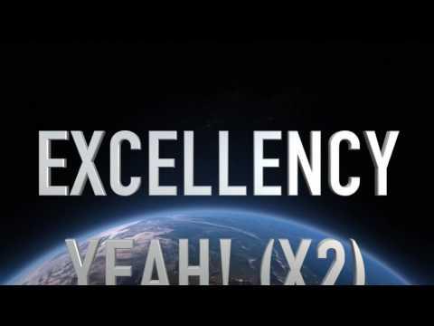 Ice Prince - Excellency (ft. Dj Buckz) (Lyric Video)