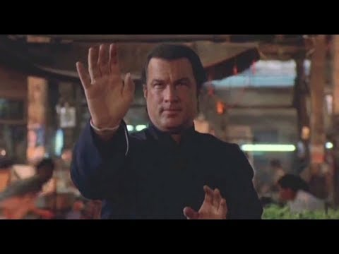 Steven Seagal, Best FIGHT Scene Ever! (Belly of The Beast)
