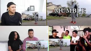 Mumble ( Kendrick Lamar - Humble Parody)-Reaction Mashup