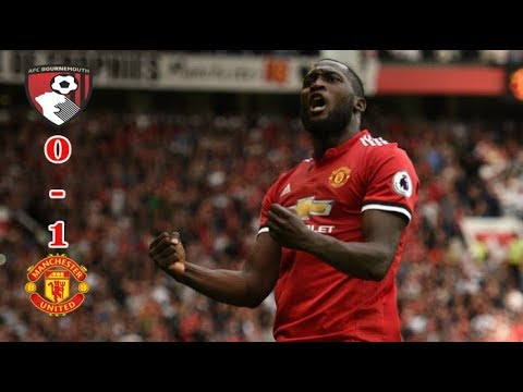 Manchester United Vs AFC Bournemouth 1-0 HD Highlight All Goals 14 Desember 2017