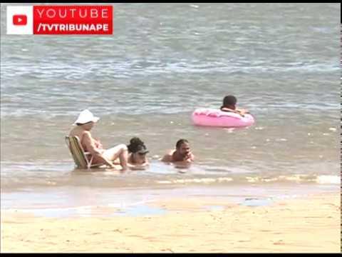 [RONDA GERAL] Corpo de bombeiros alerta sobre riscos de afogamentos