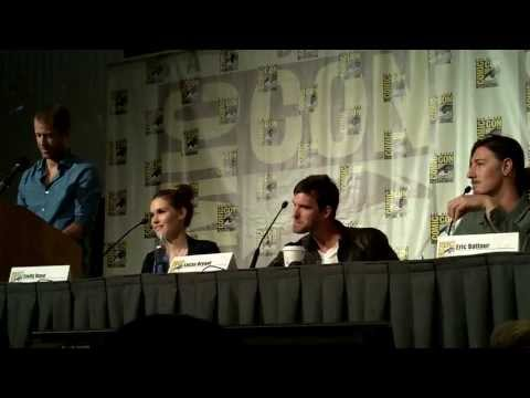 Haven - Part 1 of 2 of the Haven panel at San Diego Comic Con 2013 on Friday, July 19th. PART 2: http://www.youtube.com/watch?v=i6A3ergCqBE Moderator: Colin Ferguson...