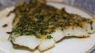 Лучший рецепт рыбы в пармезане от Юлии Высоцкой