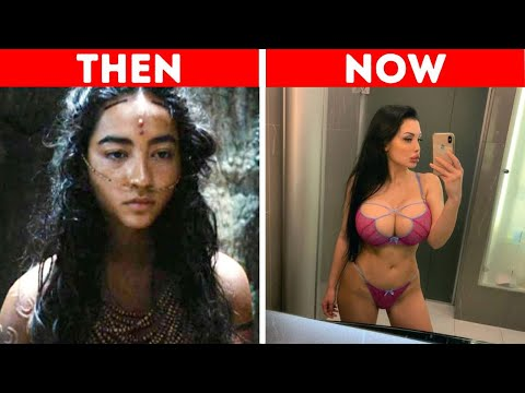 Apocalypto Cast: Then and Now (2006 vs 2020)