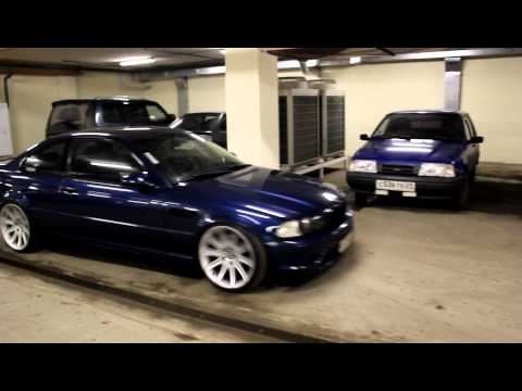 BMW 323Ci 95 style 15 mm spacers 225/35/19