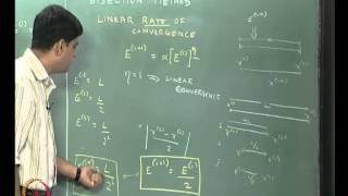 Mod-04 Lec-11 Non Linear Algebraic Equations Part 3