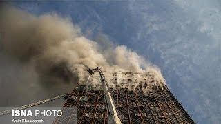 Тегеран: под завалами рухнувшей многоэтажки десятки пожарных