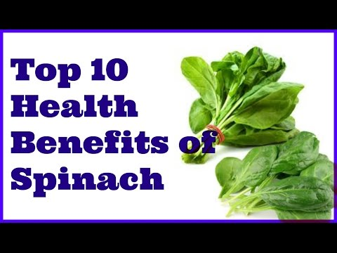 , title : 'Top 10 amazing health benefits of Spinach'