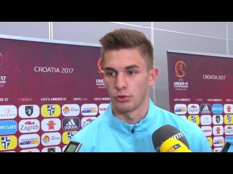 Bartol Franjić najavio je U-17 Europsko prvenstvo