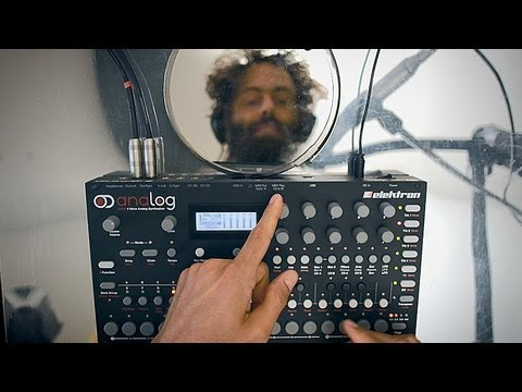 analog - Hello. Here's a video on making a song from scratch with the Elektron Analog Four. And a sort of review, or summary. It sounds great!