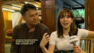Video RUMPI - Wijaya Saputra Sering Tidak Peka Terhadap Gisel (19/3/19) Part 1 MP3, 3GP, MP4, WEBM, AVI, FLV Maret 2019