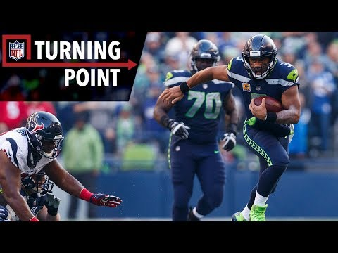 Video: Russell Wilson Out-Duels Deshaun Watson in Classic Shootout (Week 8) | NFL Turning Point