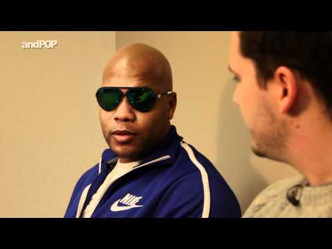Flo Rida interview: road trips and bottle service