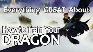 Video Everything GREAT About How To Train Your Dragon! MP3, 3GP, MP4, WEBM, AVI, FLV Juli 2018