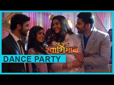 Kunal-Meghna And Karan-Naina Party Together | Ek S