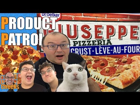 Giuseppe Pizzeria Rising Crust Pizza Review: Canadian