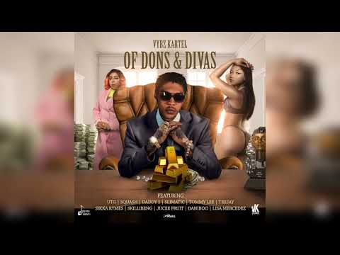 Vybz Kartel - Jump On the Beat (feat. Likkle Vybz & Squash) [Dons] - Official Audio