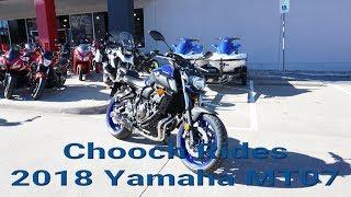 7. Chooch Rides - 2018 Yamaha MT07