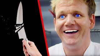 Video TOP 10 GORDON RAMSAY KNIFE MOMENTS!!! MP3, 3GP, MP4, WEBM, AVI, FLV Desember 2018