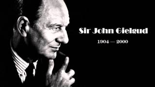 The Nightingale and the Rose by Oscar Wilde - Audiobook read by John Gielgud