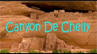 Chinle (AZ) United States  city photos : Hiking down Canyon De Chelly in Chinle, Arizona, Navajo reservation, White House, ancient dwellings