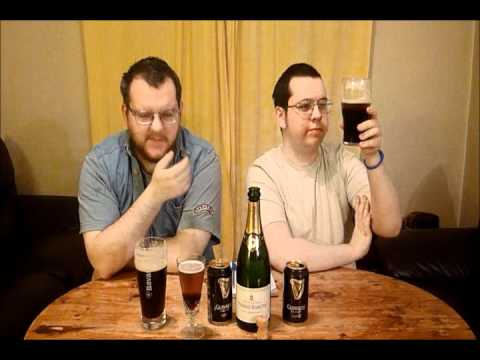 The Guinness Guys explore the Black Velvet