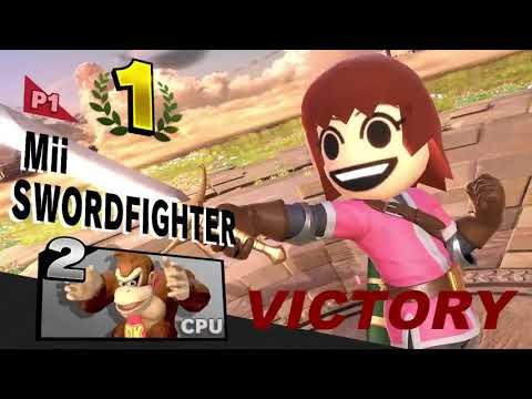 Super Smash Series || Ultimate Championship: Cooking Mama Vs Donkey Kong1