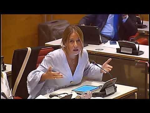 """Acedo: """"La única sensibilidad del PSOE en materia de inmigración es la foto"""""""