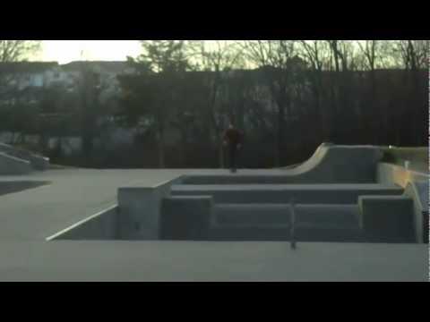 December 21, 2012: Walker Park Skatepark