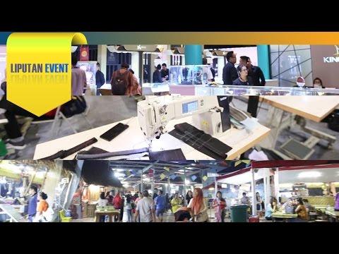 LIPUTAN EVENT – Jakarta Jewellery Fair, Indo Intertex, JFFF 2017