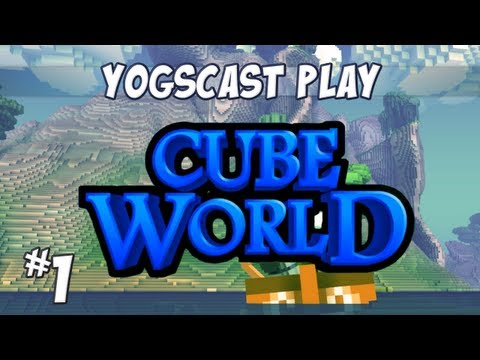 BlueXephos - Simon creates a character and joins Martyn in Cube World! This is Wollay's awesome game in closed alpha so stay tuned to see what mischief they get up to! ♥ ...