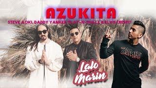 AZUKITA - Steve Aoki, Daddy Yankee, Play N Skillz & Elvis Crespo (Coregrafia ZUMBA) / LALO MARIN